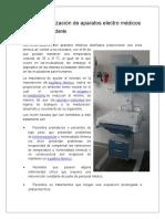Manejo y Utilización de Aparatos Electro Médicos