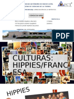 Cultura Arte hippie-francesa