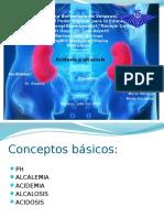1. E. ácido - base