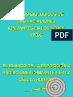 Efectos BIOLOGICOS 2016 Presentacion 2