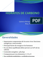 1 Hidratos de Carbono 2016