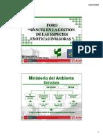 Peru Foro Marino