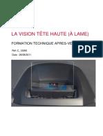 C 12266 VTH Formateur Stagiaire