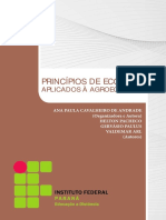 Ecologia Na Agroecologia