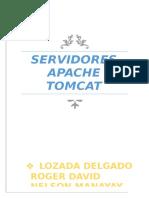 Servidores Apache Tomcat