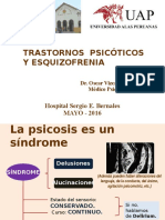 Clase Uap - f2 Trastornos Psicóticos y Esquizofrenia