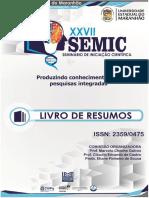 LIVRO DE RESUMOS DO XXVII SEMIC DA UEMA.pdf