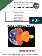 Capa Interna de La Tierra - Geologia