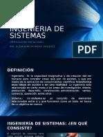 ORIENTACIÓN VOCACIONAL - INGENIERIA DE SISTEMAS