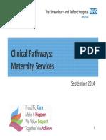1409-MaternityClinicalPathways
