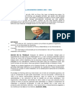 Trabajo Final William Edward Deming