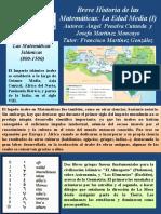 Breve Historia Matematicas