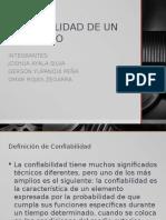 ayala CONFIABILIDAD DE UN PRODUCTO.pptx