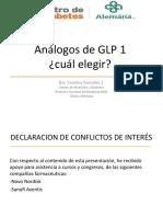 Análogos de GLP 1