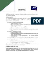 Tricel Salud 2016 - 2017 - Informativo N°1