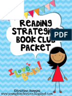 Reading Strategies Book