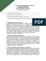 Informe Uruguay 32-2016