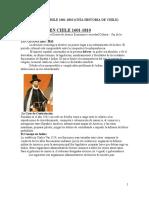 La Colonia en Chile 1601