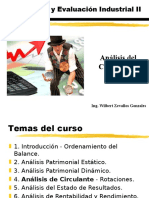 Clase 5 Analisis Circulante I