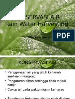7. Konservasi Air