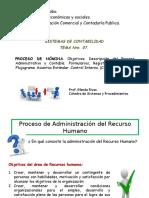 Proceso de Nomina 2015