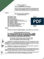 Iloilo City Regulation Ordinance 2016-181