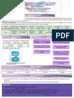 Poster permanganometria y uso comercial