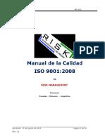 _MANUAL Calidad -Gestion de Riesgo  -ISO 31000