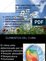 Clima Final