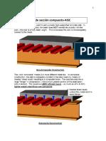 Diseño de Vigas de Sección Compuesta