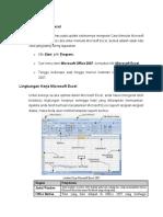 Memulai Microsoft Excel