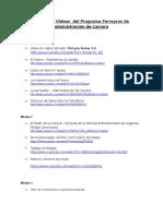 Enlaces de Vídeos  del PFPDP.docx