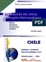 Geo Region Metro
