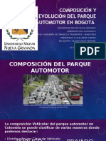 Parque Automotor en Bogotá