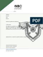Carta Prueba Informatica