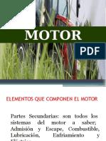 Partes Secundarias Del Motor-sistema de Lubricacion
