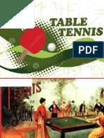 Tennis de Mesa