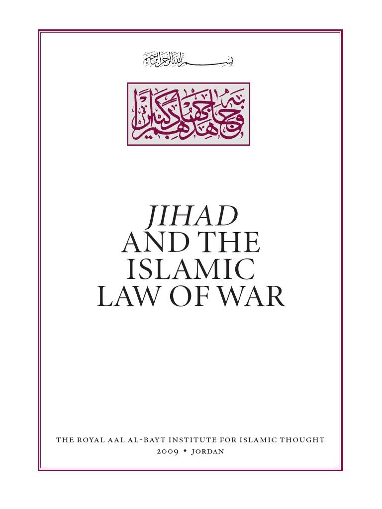 the islamic law of war al dawoody ahmed