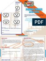 Highvoltage Oct 2-Oct 8 Powercord