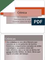 cronistas