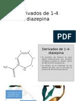 Derivados de 1-4 Diazepina