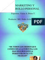 00 Marketing y Desarrollo Personal Dr.avilés