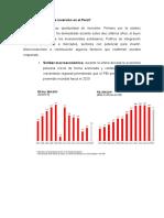 Hay Oportunidad de Inversión en El Perú