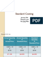 ACC 2002 Standard Costing
