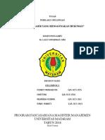 Studi Kasus Para Manajer Yang Menghukum Bawahannya ( Fix )