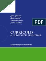 Curriculo Aprendizaje Salvador