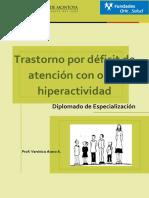 DIFICULTADES DE APRENDIZAJE Y TRATAMIENTO EN EL TDAH