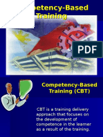 Competency-Based Training (10 Principles)