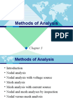 Chap3. Methods of Analysis