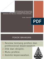 Peran Komite Keperawatan Surabaya